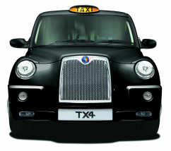 Teaching on a taxi